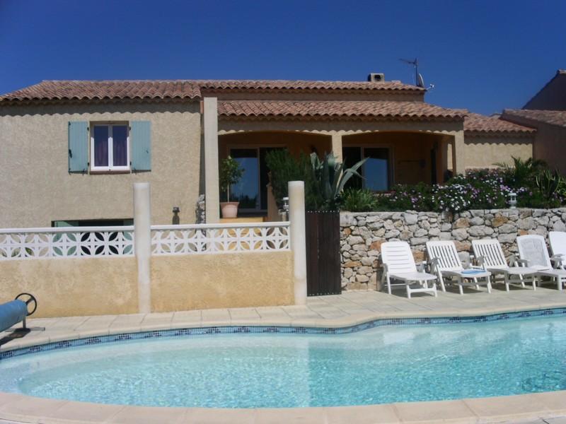 Location maison en provence, cote bleue, vue mer,